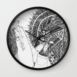 Geochrist Wall Clock