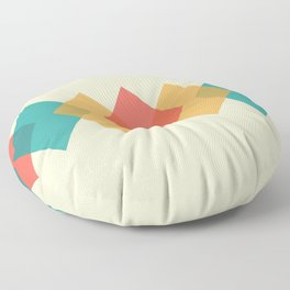 Rhombus Floor Pillow