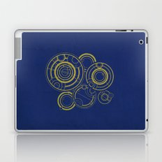 The Doctor's Past Laptop & iPad Skin