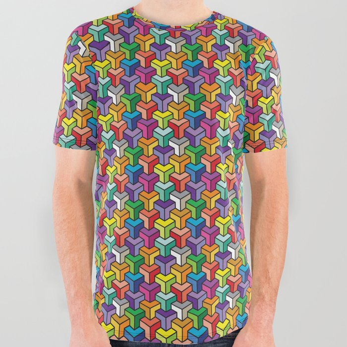Rainbow_Geo_All_Over_Graphic_Tee_by_fabsss__Small