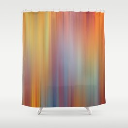 End of the Ice Age Shower Curtain