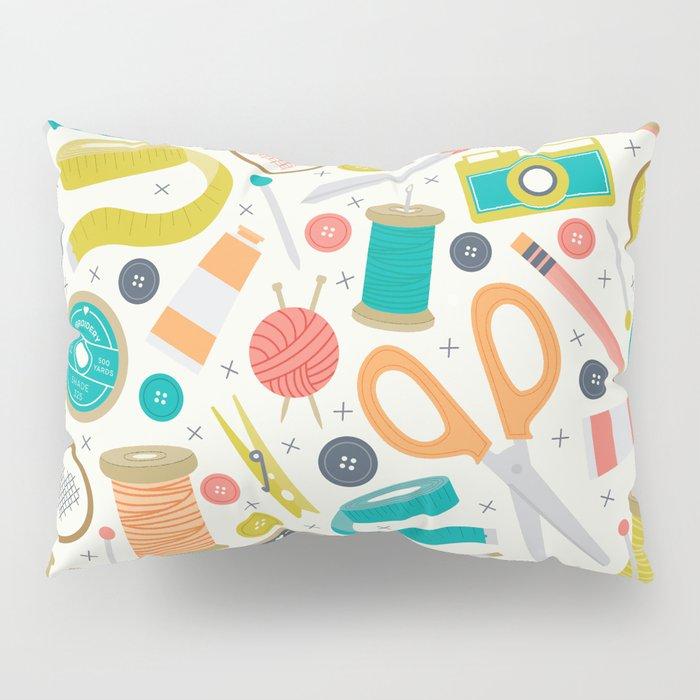 Get Crafty Pillow Sham