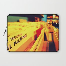 You help me. Laptop Sleeve