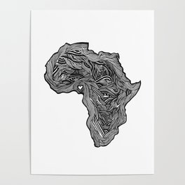 ROOTED (NIGERIA) Poster