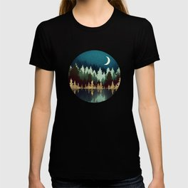 Star Forest Reflection T-shirt