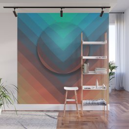 Surface To Swim Wall Mural