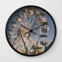 Wheel Ferris Wall Clock