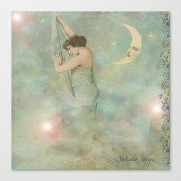 Romantic Sorrow Canvas Print