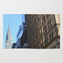 Chrysler Building, New York City. Rug