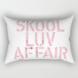 skool luv affair Rectangular Pillow