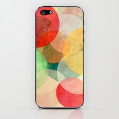 The Round Ones iPhone & iPod Skin