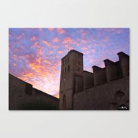 religion Canvas Prints featuring Religion by maxxoellig