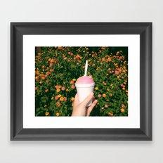 Ice Cream Dream  Framed Art Print