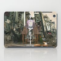 bastille iPad Cases featuring Bastille - Pompeii by Thafrayer