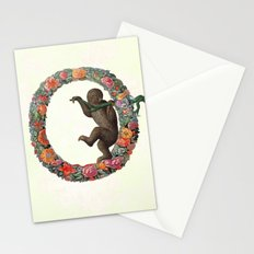 Old friends framed too. Stationery Cards