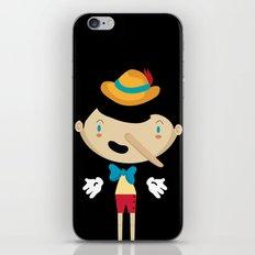 Pinochio iPhone & iPod Skin