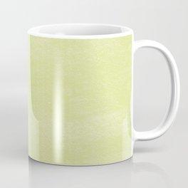 Chalky background - yellow Coffee Mug