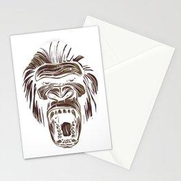 Gorilla Boss Stationery Cards