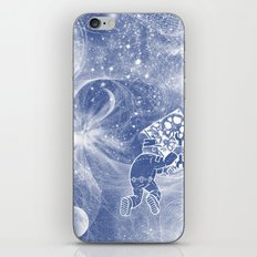Quantum Mechanic iPhone Skin