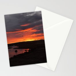 4am Sunrise Stationery Cards