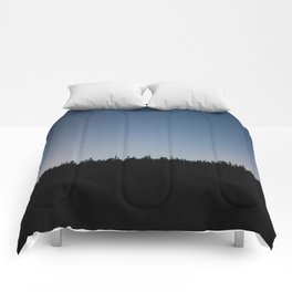 Mammoth at Dusk Comforters