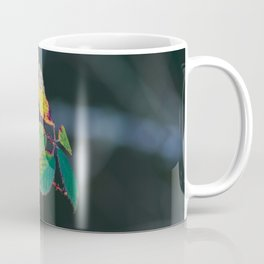 Autumn Aquarelle on the Canvas of Winter Coffee Mug