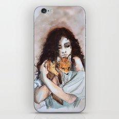 My fox, my love iPhone & iPod Skin