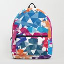 Colorful geometric Shapes by uniqued