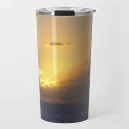 Sunset, Amalphi coast, Italy 2 Travel Mug