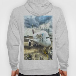 Emirates A380 Airbus Art Hoody