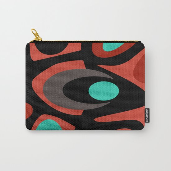 Orange Bliss Carry-All Pouch