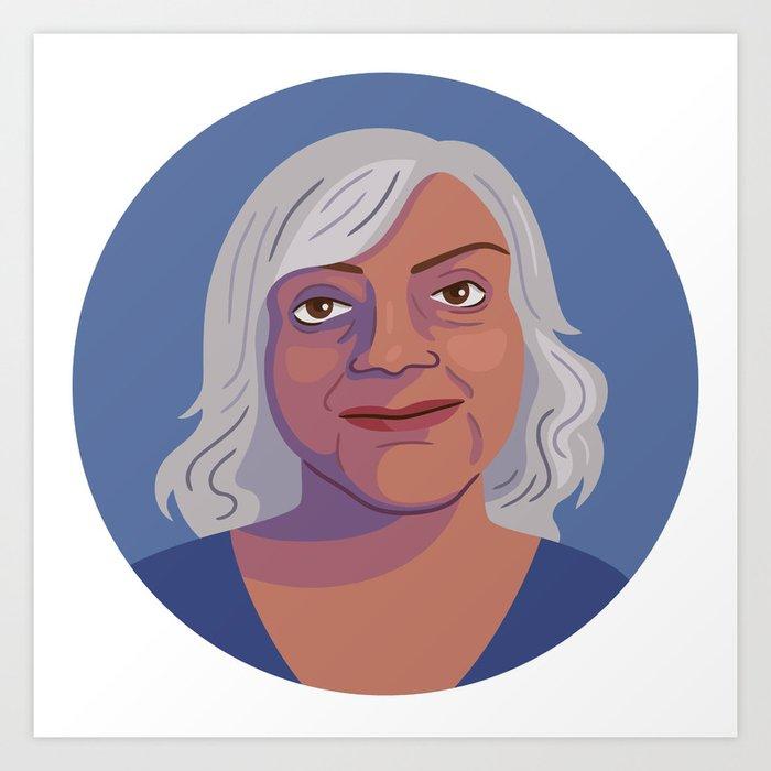 Miss Major Griffin-Gracy Art Print