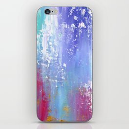 Soft Abstract iPhone Skin