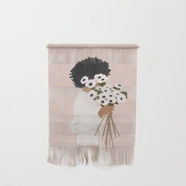 Bouquet of Flowers Wall Hanging