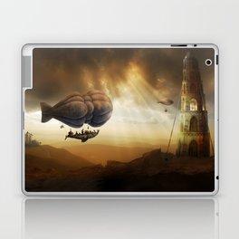 Endless Journey - steampunk artwork Laptop & iPad Skin