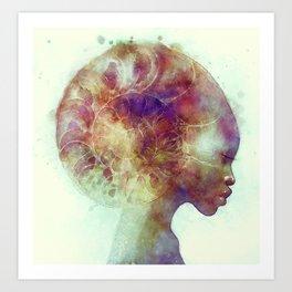 Ammon Art Print