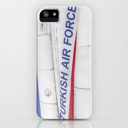 Turkish Air force Logo iPhone Case