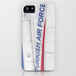 Turkish Air force Logo iPhone Case