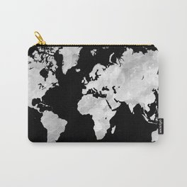 Design 70 world map Carry-All Pouch