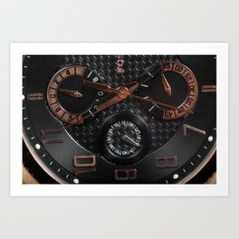 Time Gone By I Art Print