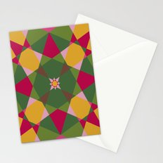 Shades of flowers Stationery Cards