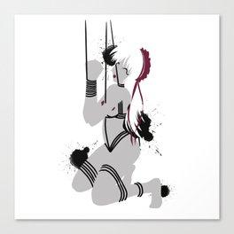 Sachiko - Luck Canvas Print