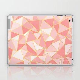 Ab Out Blush Gold Laptop & iPad Skin
