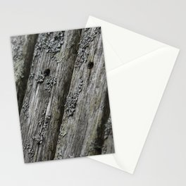 Weathered wood Stationery Cards