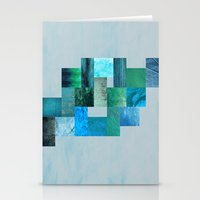 blues Stationery Cards featuring blues by Last Call