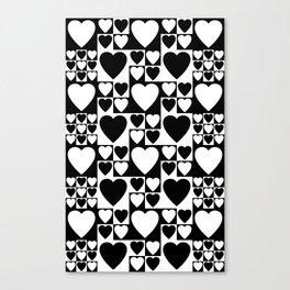 SIXTIES LOVE Canvas Print
