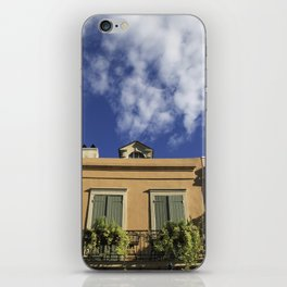 New Orleans French Quarter Sky iPhone Skin