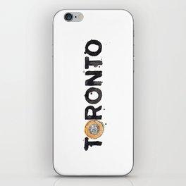 Favourite Things - Toronto iPhone Skin
