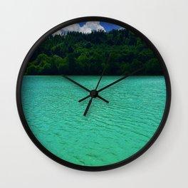 Enjoy Nature Photography Wall Clock