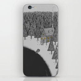 'Isolation' iPhone Skin